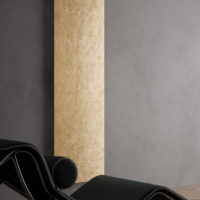 Klimt radiator gold