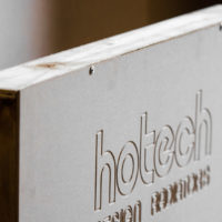 Radiatori Hotech Design packaging personalizzato
